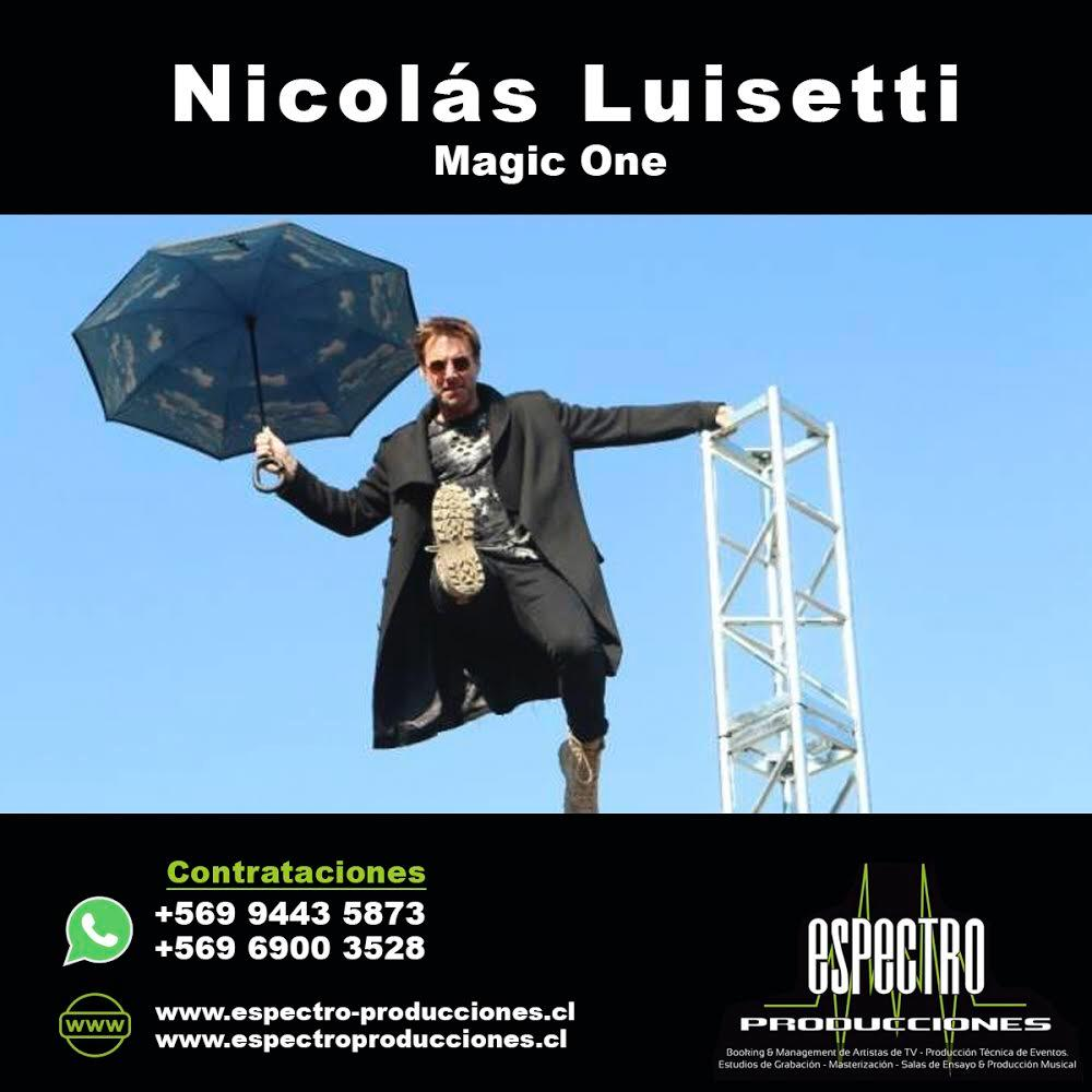 Mago Nicolás Luisetti - Magic One