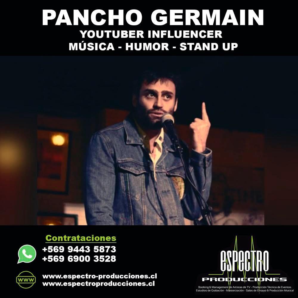 Pancho Germain