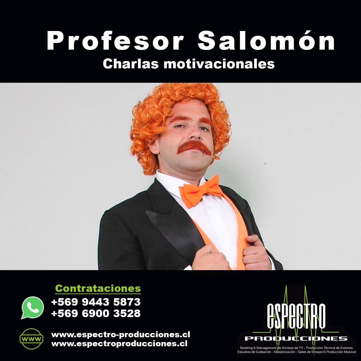 Profesor Salomón