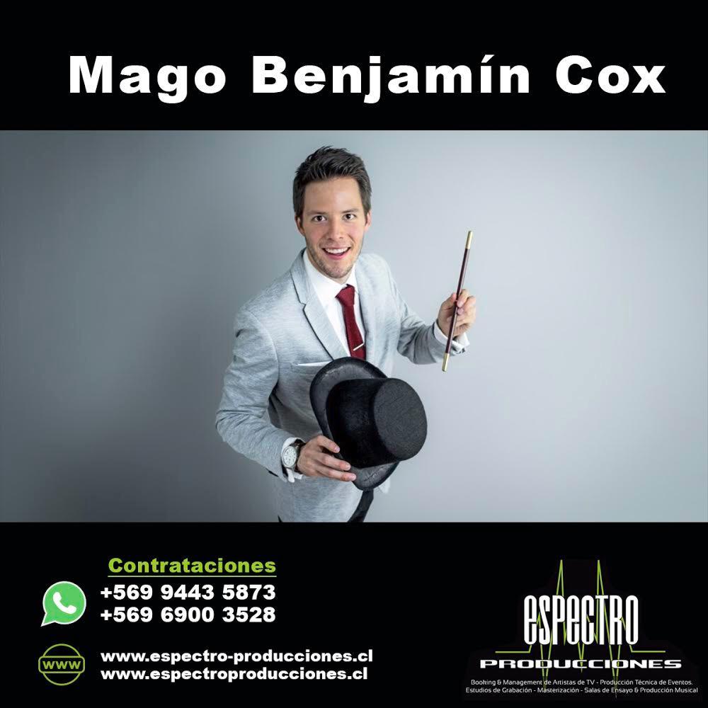 Mago Benjamín Cox