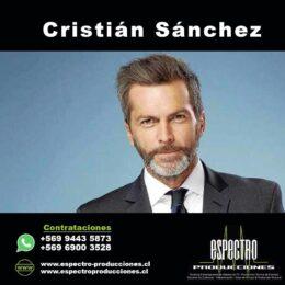 Cristián Sanchéz