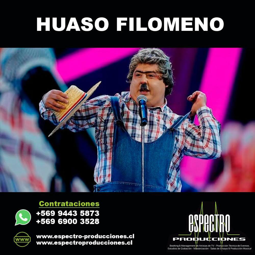 Humorista Huaso Filomeno
