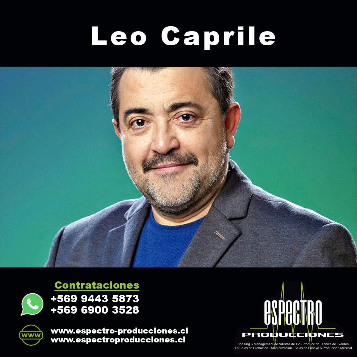 Leo Caprile