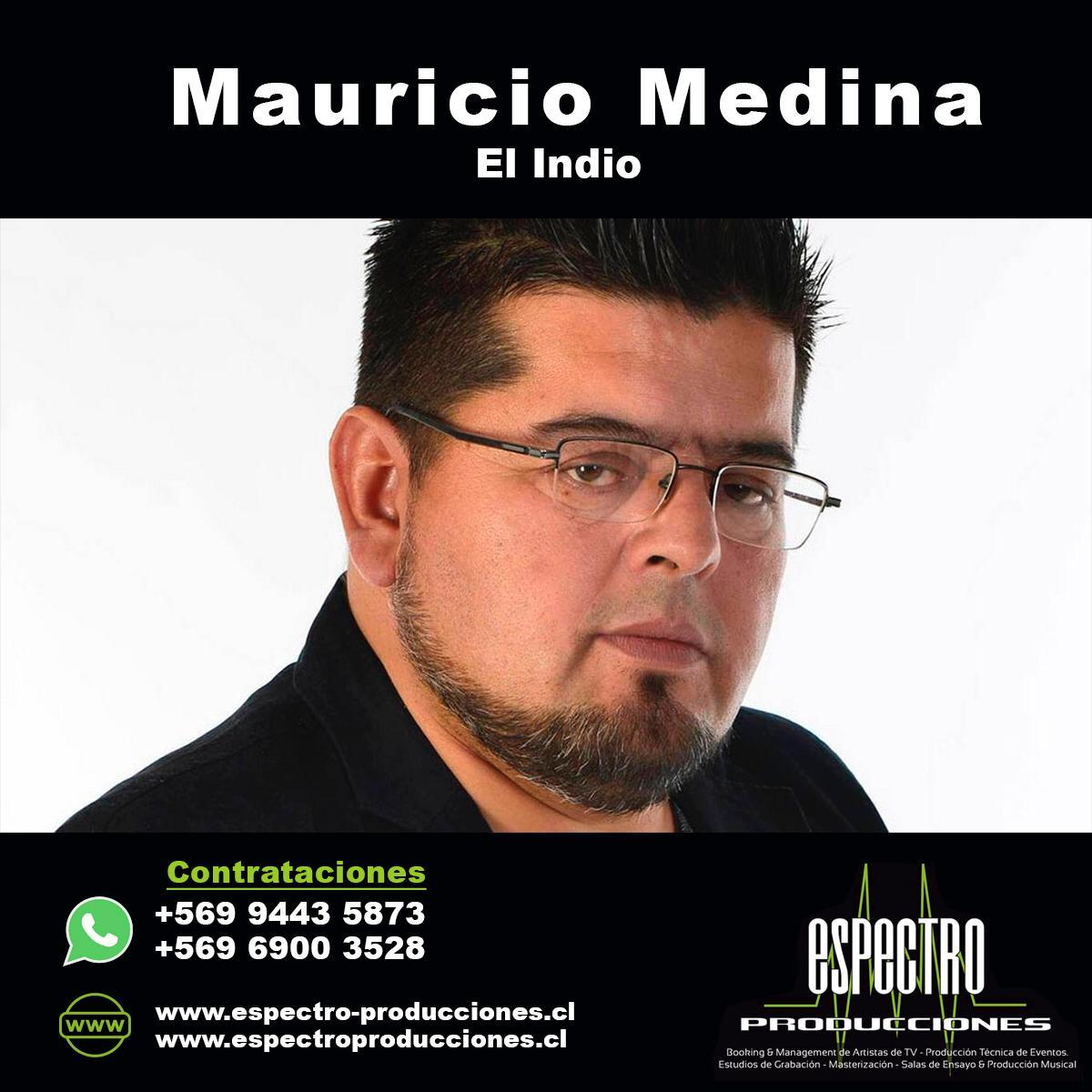 Humorista Mauricio Medina - El Indio