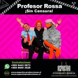 Profesor Rosa sin Censura